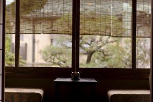 愛宕 窓景色