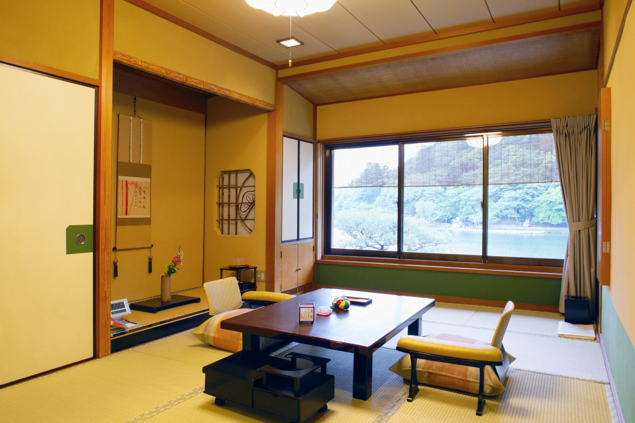 竹 部屋イメージ(嵐山べんけい)