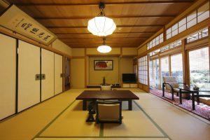 保津川の間 京都嵐山旅館辨慶(ベンケイ)部屋イメージ