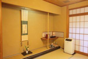 常盤の間 部屋 京都嵐山旅館辨慶(ベンケイ)